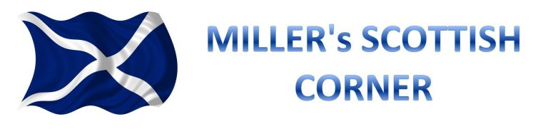 MILLER's SCOTTISH CORNER-Logo