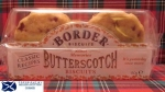 Border Butterscotch Biscuits - 150g